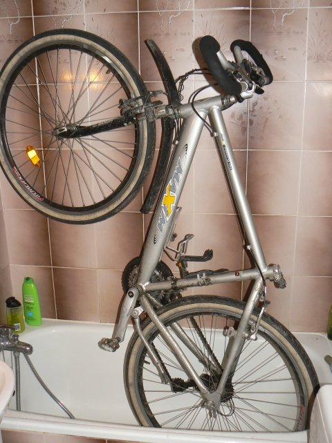 Rower czyścioch